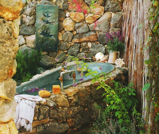 Ванная из сказки
